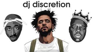 J Cole - No Role Modelz (Remix ft. 2Pac & Notorious B.I.G)