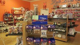 Christmas at Ruth Hunt Candy Co. 2015 – Lexington, Kentucky