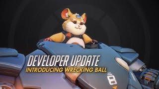 Developer Update   Introducing Wrecking Ball   Overwatch
