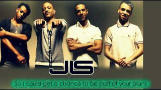 JLS - Teach Me How To Dance Lyric Video