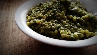 How To Make Couscous - Mushy Peas Recipe - Couscous Recipe - Mushy Peas - Mashed Peas