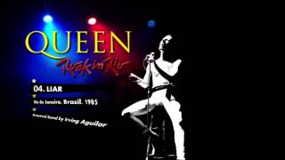 Queen RCK IN RIO [Full Concert] | 1080pᴴᴰ | Dolby Digital Surround 2Ch. Stereo | Widescreen