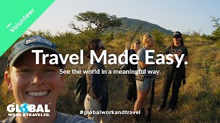 Big 5 Wildlife Volunteering in Africa with Janis - The Global Work & Travel Co. Reviews