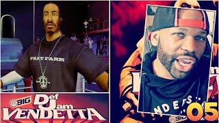 Def Jam Vendetta Walkthrough Gameplay Part 5 - Ludacris Rage!