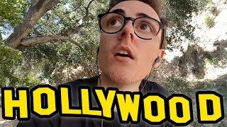 A PIEDI FINO AL CARTELLO DI HOLLYWOOD!! - California Diaries #3