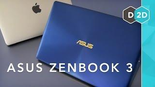 ASUS Zenbook 3 (UX390) Review - The REAL Macbook Killer?