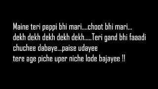 D18 - Randiyan Official Lyrics Video HD