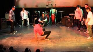 BBoy Hielito| Original Skillz |A short battle 2013