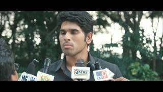 Gouravam | Tamil Movie | Scenes | Clips | Comedy | Songs | Allu Sirish in press meet