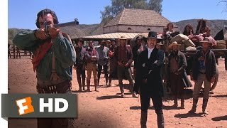 Quigley Down Under (2/11) Movie CLIP - A Good Shot (1990) HD