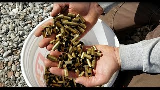 MBMMLLC.com: Brass Shells and Bullet Ammunition Casings Destroyed with an MBMM Hammer mill