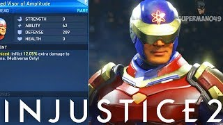 6,000,000 Spent For EPIC Atom Gear! - Injustice 2: Mother Box Opening & Epic Atom Gear Showcase