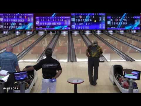 If Brian Voss Shoots 300, Jim Callahan Donates to Charity