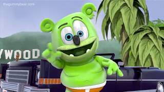 TRIPLE LANGUAGE Gummibär REQUEST VIDIOE Tamil & Arabic & Hindi HD Gummy Bear Song