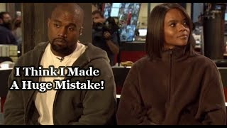Kanye West Walks Away From the MAGA Movement and Candace Owens
