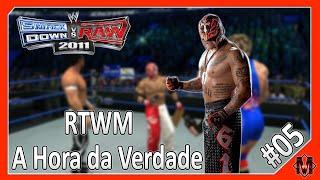 WWE SmackDown vs Raw 2011 - Road to Wrestlemania: Rey Mysterio - #05 - A Hora da Verdade