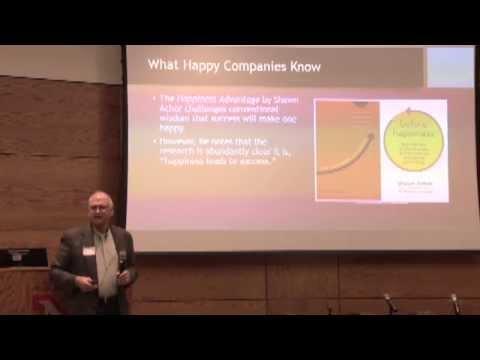 Happiness Lincoln Summit 2014 (Dan Baker, PhD)