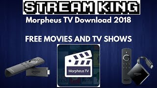 Morpheus TV Download: Free Movies and Television