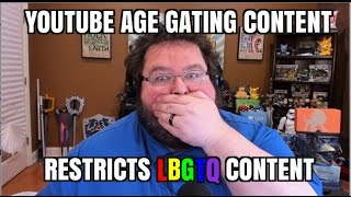 #YoutubeAgeGate, Restricted Mode, and LGBTQ+ community.