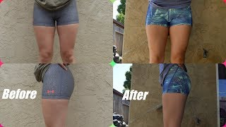 I Tried Doing 100 Squats Every Day For A Week, here's what happened.