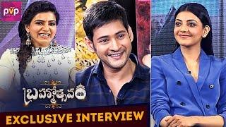 Brahmotsavam Team Exclusive Interview | Mahesh Babu | Samantha | Kajal Aggarwal | Srikanth Addala