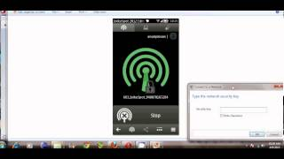 How to Make Nokia Mobile as WIFI Hot Spot