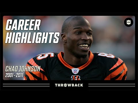 Chad Ochocinco Johnson s Can t Cover Me Career Highlights NFL Legends