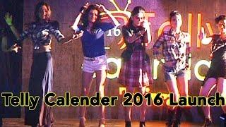 Rubina Dilaik, Barkha Bisht, Nia Sharma Dazzle The Ramp At Telly Calender Launch!