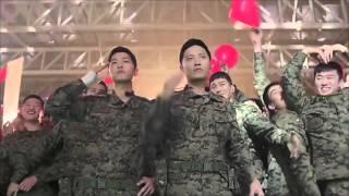 《太陽的後裔》 VIP Red Velvet?    第16集16.5       //宋仲基 宋慧喬