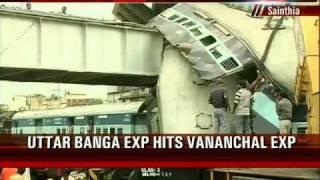 Bengal train accident: Report from Ground Zero