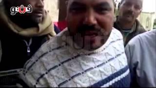 بالفيديو  عمال شركة النيل للنقل و الكبارى يستغيثون عدسة  هدير صالح