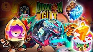 ¡LLEGO EL DÍA PARA RESCATAR A KENNY!😜 ISLA FUEGO & HIELO PARTE 1! - Dragon City #322