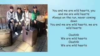 Wild Hearts-The Fooo Conspiracy-Lyrics