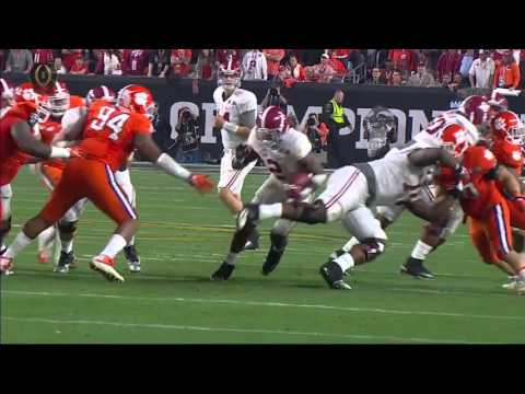 CFP National Championship 2016 in under 37 minutes