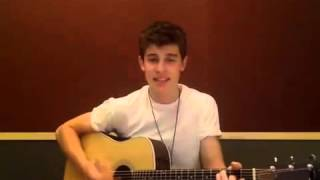 Shawn Mendes  One Of Those Nights Younow 27 July 2014