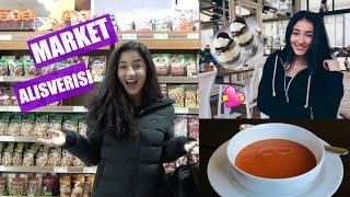 IKEA,Kızlarla bol gezmeli yemeli gün ve market alışverişi!
