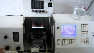 AASP ( Atomic Absorption SpectroPhotometer )