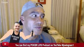 Bill Perkins # 1 Piece of Advice for Life & Poker