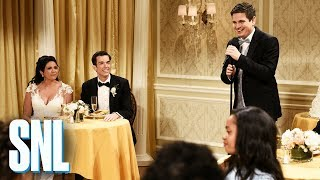 Cut for Time: Wedding Toast - SNL