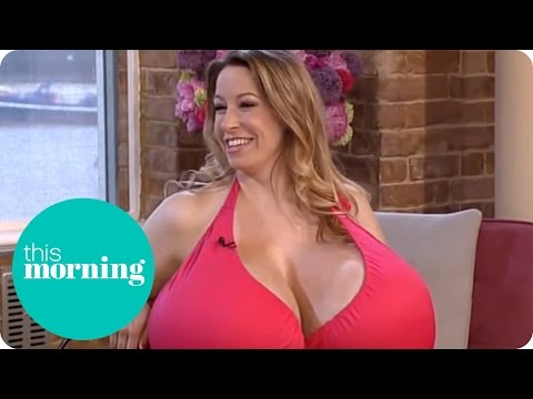 The Biggest Boobs In The World This Morning
