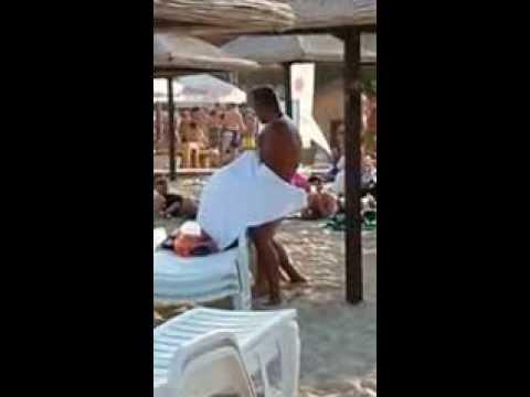 Lodzik na Plaży Wpadka Lato Wakacje LOL