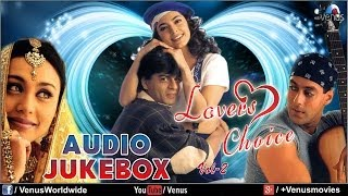 Lovers Choice - Vol 2 (Audio Jukebox)