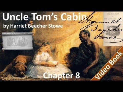 Chapter 08 - Uncle Tom's Cabin by Harriet Beecher Stowe - Eliza's Escape