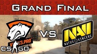 NaVi vs Virtus.Pro GRAND FINALS ESL One New York