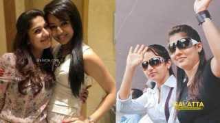 A girls day out for Trisha and Nayantara