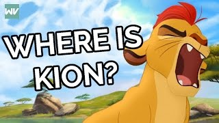 Why Kion Isn't In The Lion King 2 Theory: Discovering Disney
