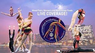 2014 World Acrobatic Gymnastics Championships Finals - Day 2
