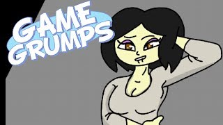 Game Grumps Animated - Dan gets stripped