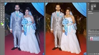 #40 Color Correction in Adobe Photoshop