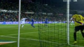 هدف ريال مدريد رونالدو الرائع ضد خيتافي 25/03/2010